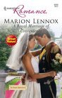 A Royal Marriage of Convenience by Marion Lennox