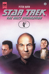 Star Trek. The Next Generation. Q2 by Peter David