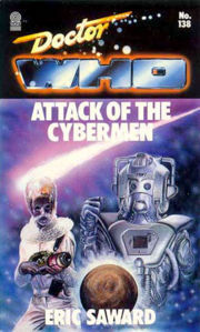 Doctor Who-Attack of the Cybermen (Doctor Who Library (Target) #138)