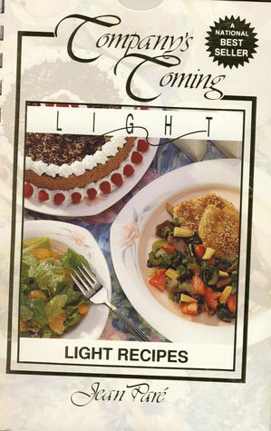 Free Download Company's Coming: Light recipes PDF by Jean Paré