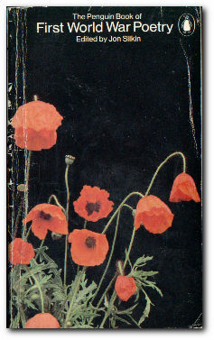 first world war poetry Saxon books specialises in books of war poetry, especially poetry of the first world war we publish the largest anthology of first world war poetry which includes.