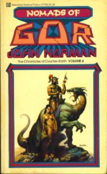 Nomads of Gor by John Norman