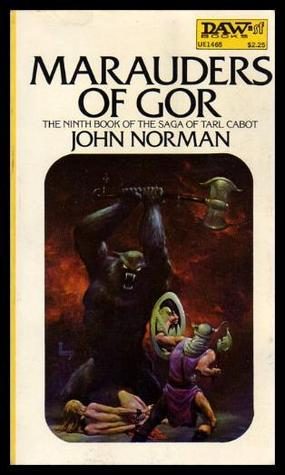 Marauders of Gor by John Norman