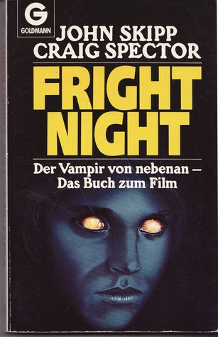 Fright Night by John Skipp