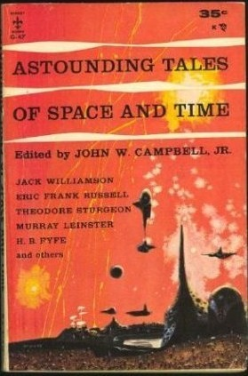 Astounding Tales of Space and Time