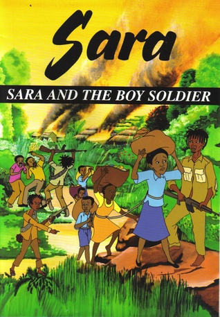 Sara and the boy soldier by Communication Section, UNIC...