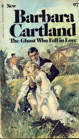 The Ghost Who Fell In Love by Barbara Cartland