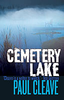 Cemetery Lake by Paul Cleave