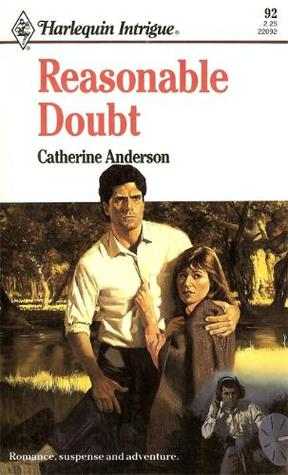 Reasonable Doubt (Harlequin Intrigue #92)