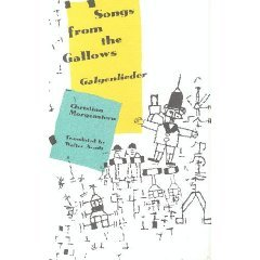 Songs from the Gallows by Christian Morgenstern