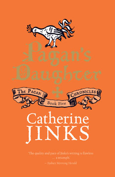 Pagan's Daughter by Catherine Jinks