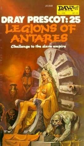Legions of Antares by Alan Burt Akers