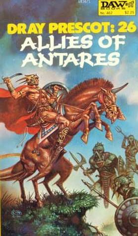 Allies of Antares (Dray Prescot, #26)