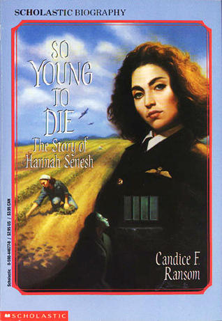 So Young to Die by Candice Ransom
