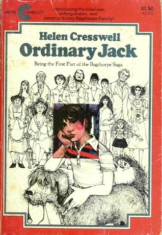 Ordinary Jack (The Bagthorpe Saga Book 1)