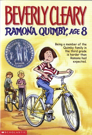 Ramona Quimby Age 8