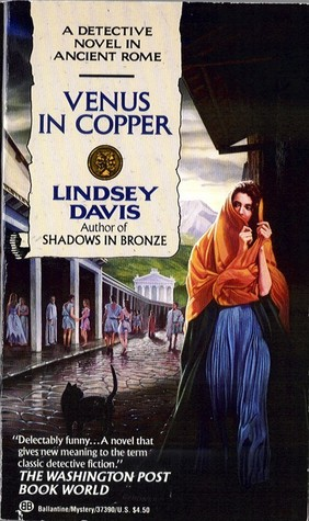 Venus in Copper by Lindsey Davis