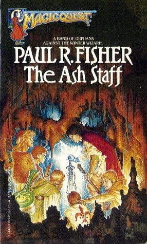 The Ash Staff (The Ash Staff series, book 1)