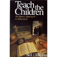 Teach the Children: An Agency Approach to Education