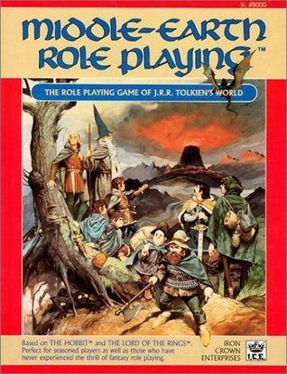 Middle-Earth Role Playing by S. Coleman Charlton