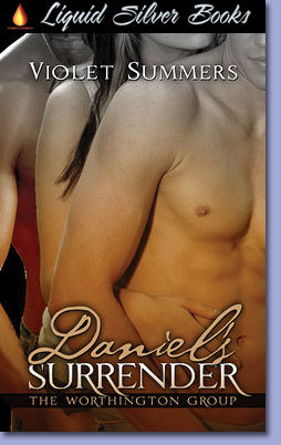 Daniel's Surrender by Violet Summers