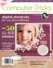 Computer Tricks for Scrapbooking 2