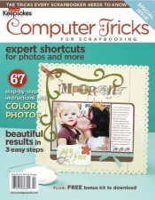 Computer Tricks for Scrapbookers by Jessica Sprague