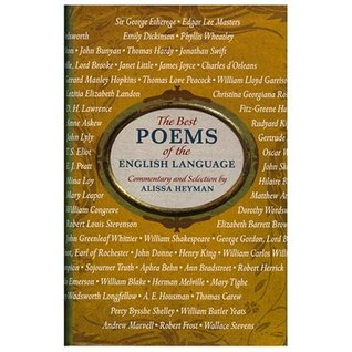 The Best Poems of the English Language by Alissa Heyman
