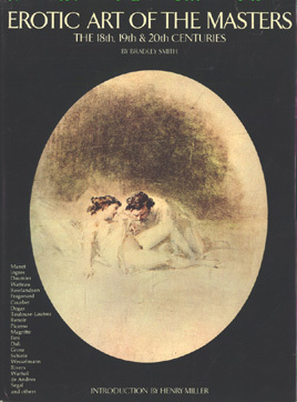 Erotic Art of the Masters: The 18th, 19th & 20th Centuries