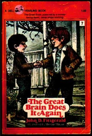 The Great Brain Does it Again by John D. Fitzgerald