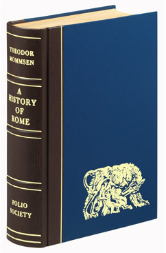 A History of Rome by Theodor Mommsen