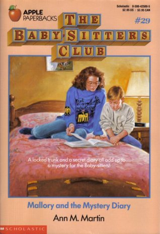 Mallory and the Mystery Diary by Ann M. Martin