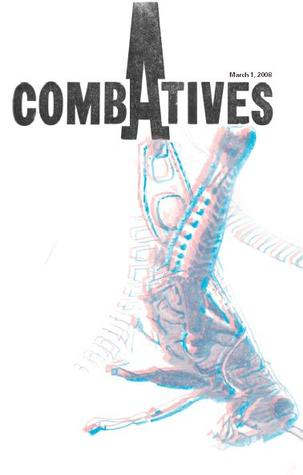 COMBATIVES_V2_1 by Juliet Cook