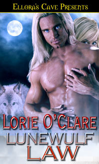 Lunewulf Law by Lorie O'Clare