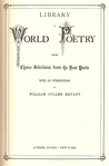 Library Of World Poetry