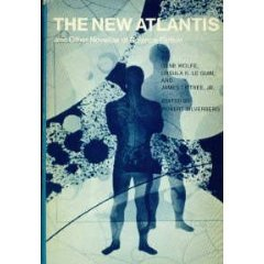 The New Atlantis and Other Novellas of Science Fiction by Robert Silverberg