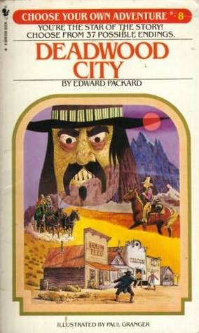 Deadwood City by Edward Packard