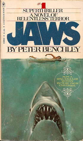 Jaws by Peter Benchley