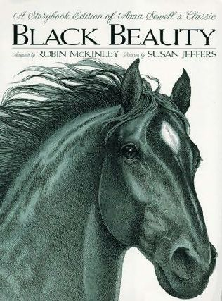 Black Beauty Storybook Edition by Anna Sewell