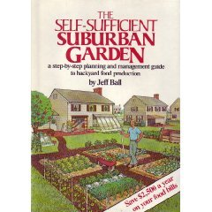The Self-Sufficient Suburban Garden by Jeff Ball