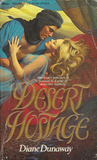 Desert Hostage by Diane Dunaway