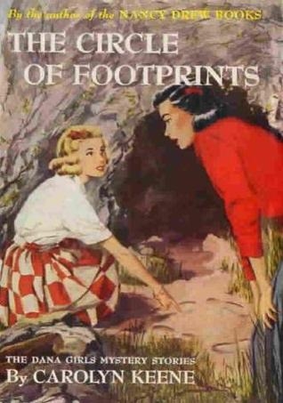 The Circle of Footprints (The Dana Girls Mystery Stories, #6)