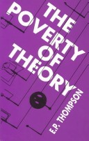 The Poverty of Theory