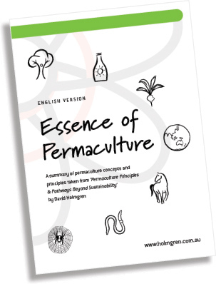 Essence of Permaculture by David Holmgren
