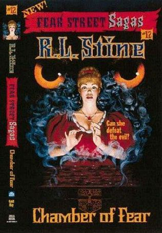 Chamber of Fear by R.L. Stine