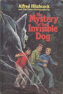 The Mystery of the Invisible Dog by M.V. Carey