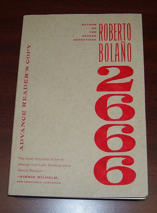 Free download 2666 by Roberto Bolaño PDF