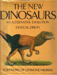 The New Dinosaurs by Dougal Dixon