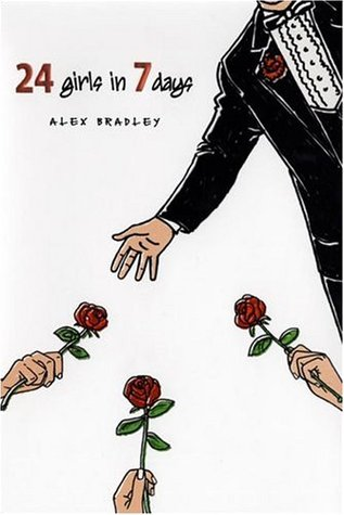 24 Girls in 7 Days by Alex Bradley