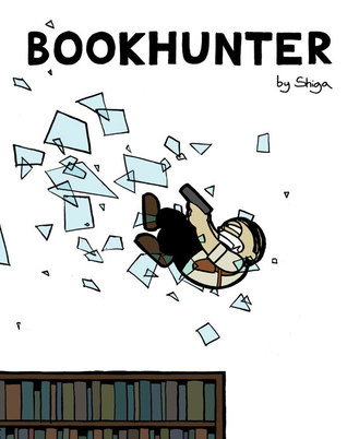Bookhunter by Jason Shiga